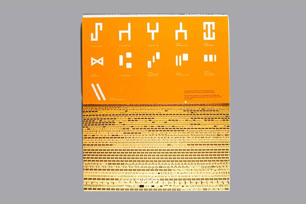 kaemkomm OCR-Zeichen Buch